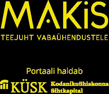 MAKIS - Teejuht vabaühendustele|Vastused kõigile vabaühenduse juhtimise küsimustele
